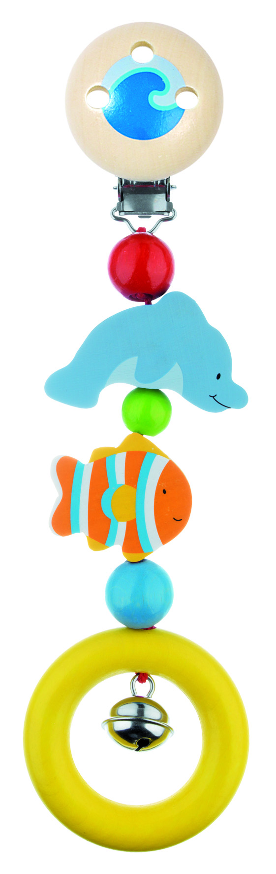 Heimess Clip On Toy Marine Animals (med bilder)