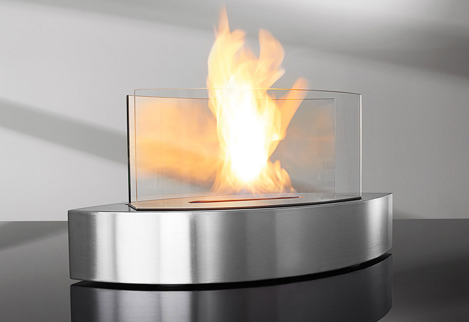 Tabletop Fireplace Sharper Image In 2020 Tabletop Fireplaces