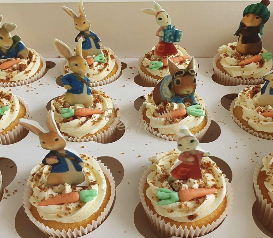 Pin Op Cupcakes