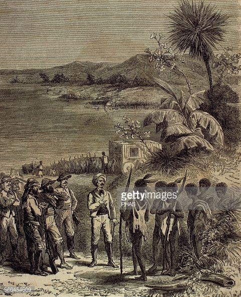 Henry Morton Stanley (1841-1904) British explorer David - mr livingstone i presume