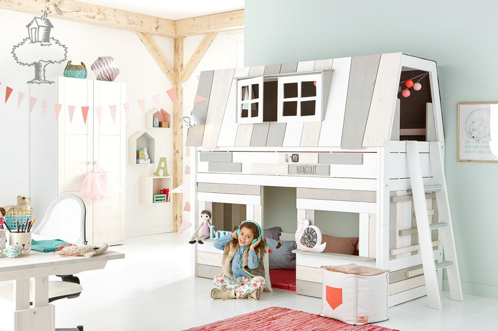 bed my hangout lifetime kidsrooms collection lifetime