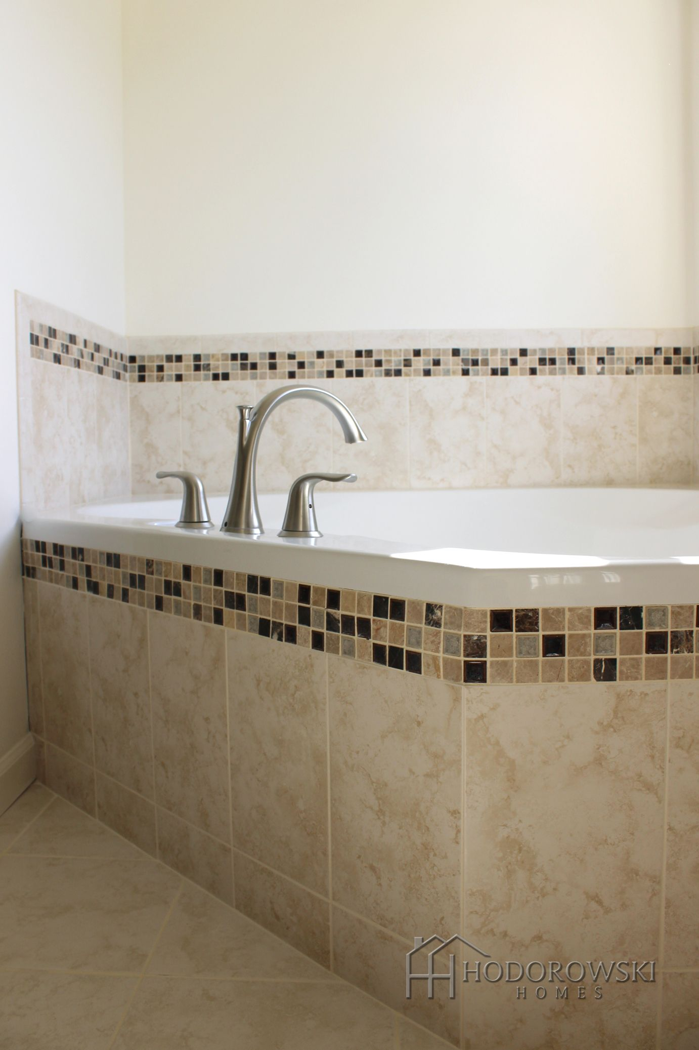- This Beautiful Corner Garden Tub At Our Community In The Preserves