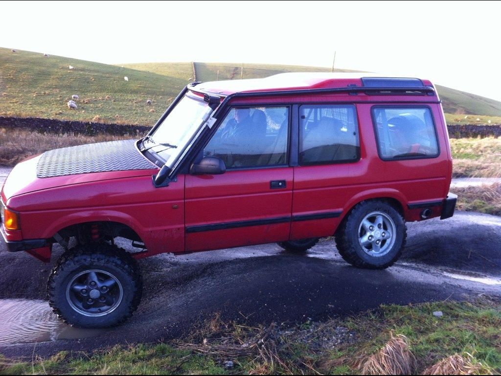 1998 LAND ROVER DISCOVERY for sale UK