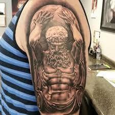 Bilderesultat for atlas tattoo