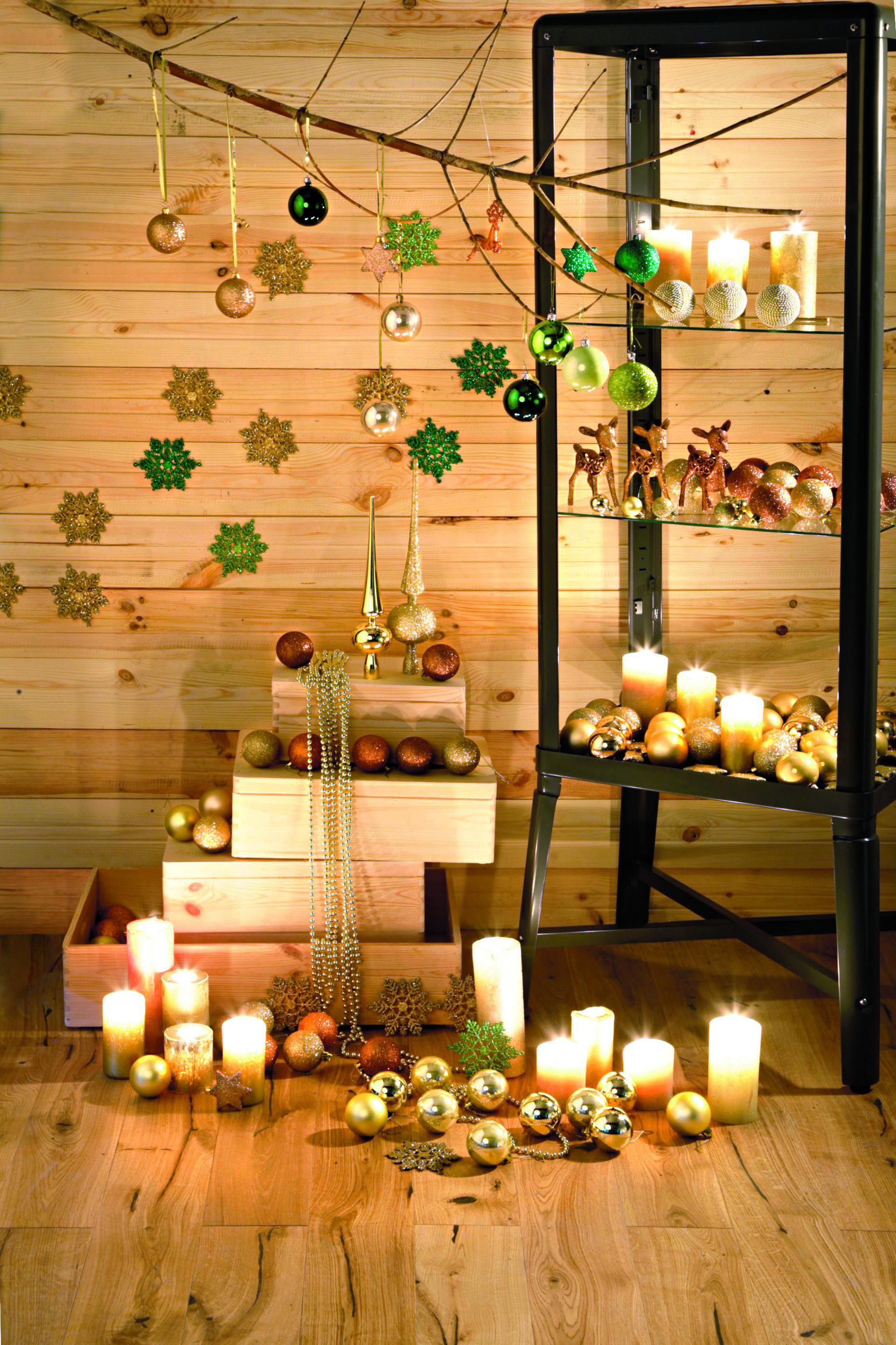 Już czas na świąteczne dekoracje Warto zacząć od nastrojowego