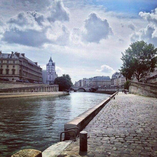 Les quais de la Seine - Paris