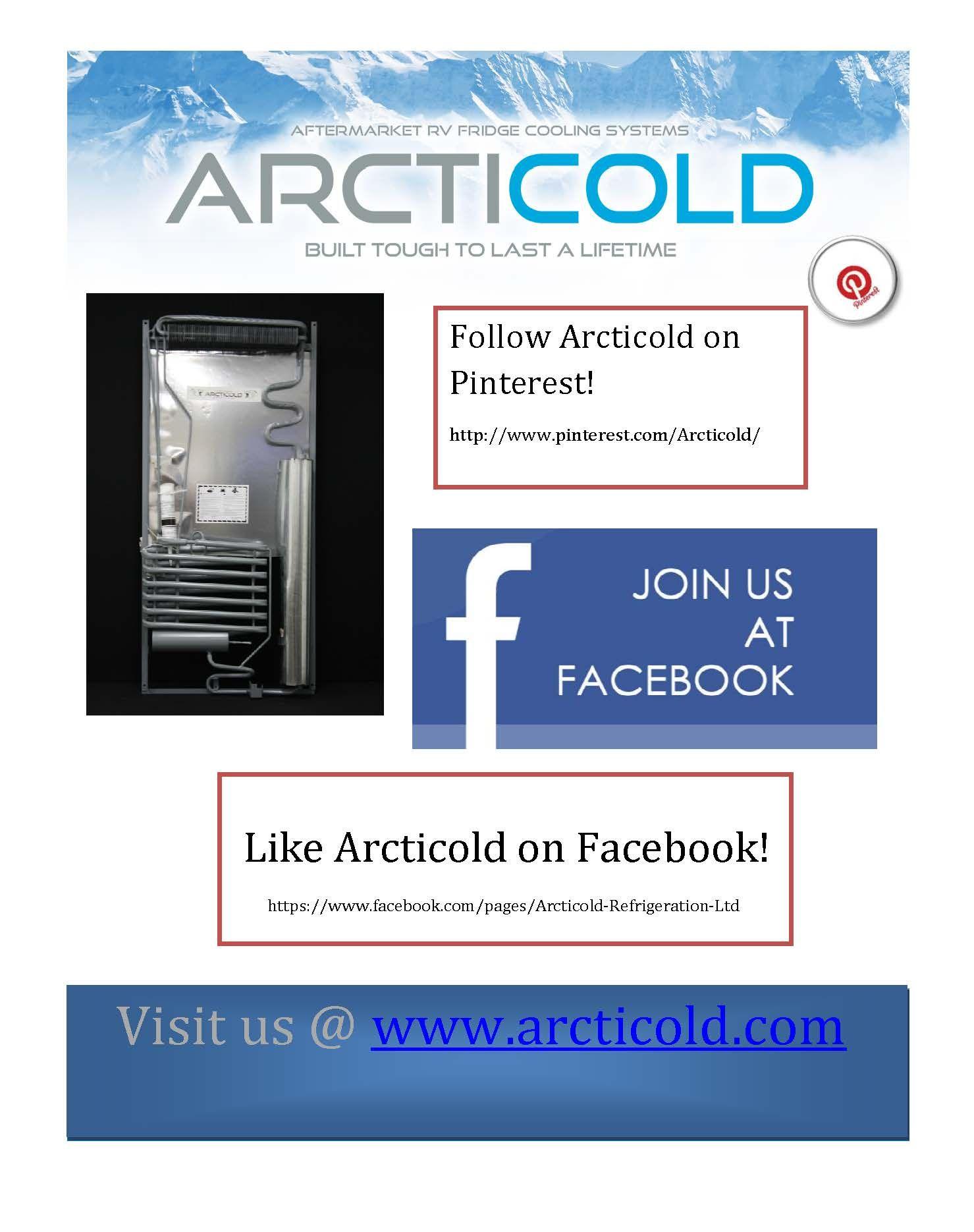 Rv Fridge Dometic Norcold Problems Arcticold Refrigeration Ltd