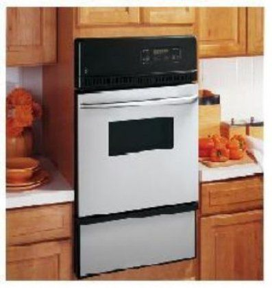 Ge Jgrp20senss 24 Stainless Steel Gas Single Wall Oven