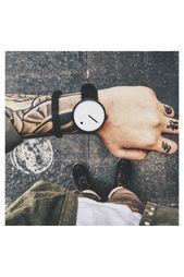Extra Chic Wrist Watch For Men Extra Chic Wrist Watch For Men