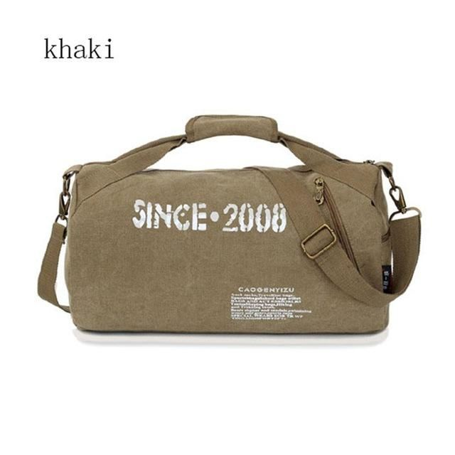 1f71ee4b4772 This durable canvas bag is perfect for indoor or outdoor use!Shipping Times  VaryType of sports  FitnessBrand Name  bucbonMaterial  CanvasCapacity  Less  than