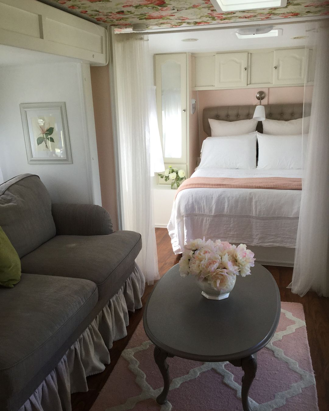 thinking about replacing your stock rv furniture with u201creal rh pinterest com