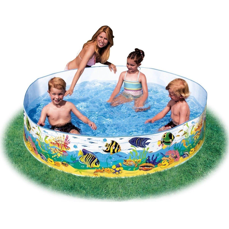 Intex Ocean Reef Snapset Pool 6 X 15 58461ep Pool Cool