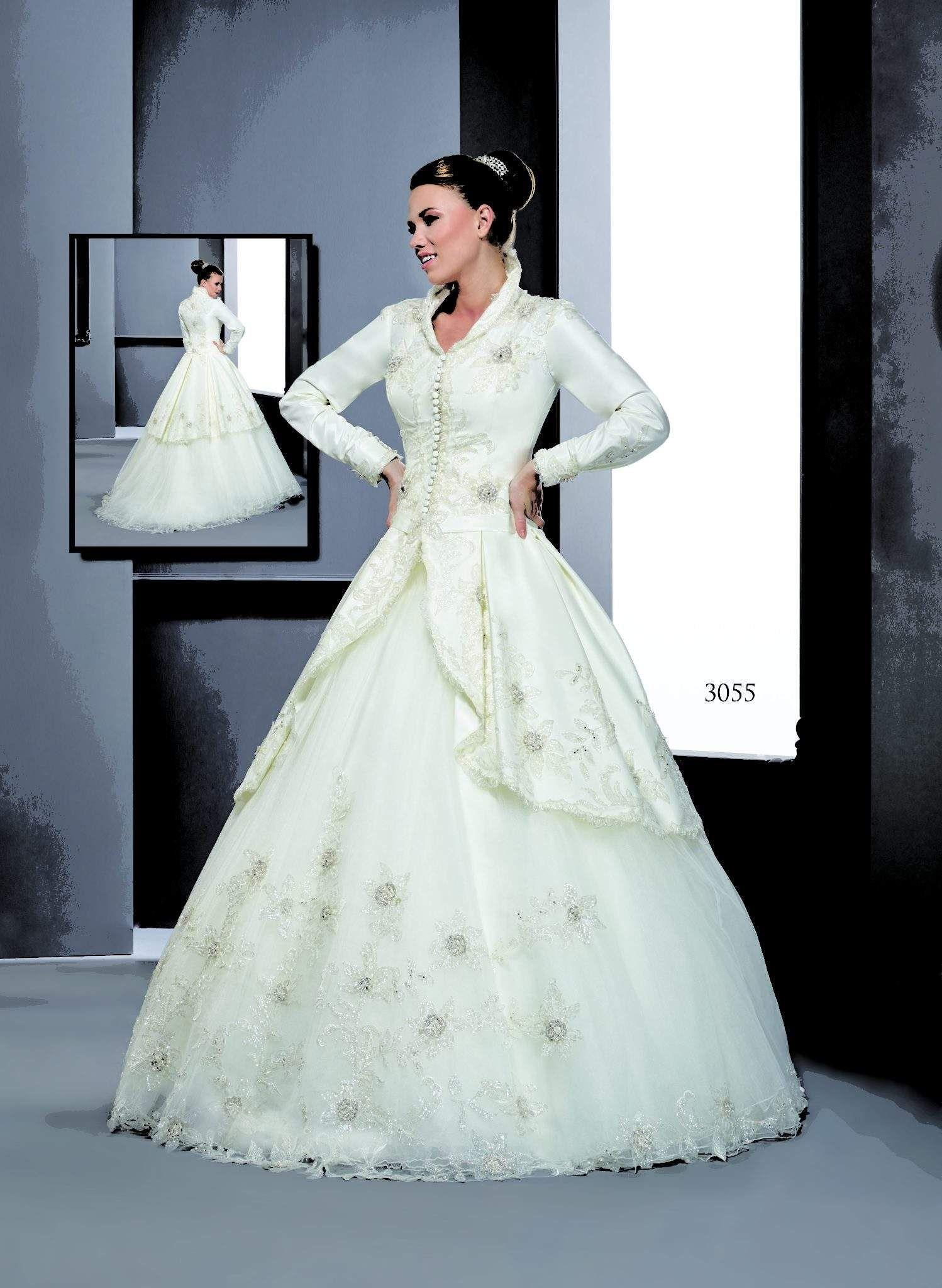 ad325eabf8 Long Sleeve Wedding Dress Coats - Darius Cordell Fashion Ltd | all ...