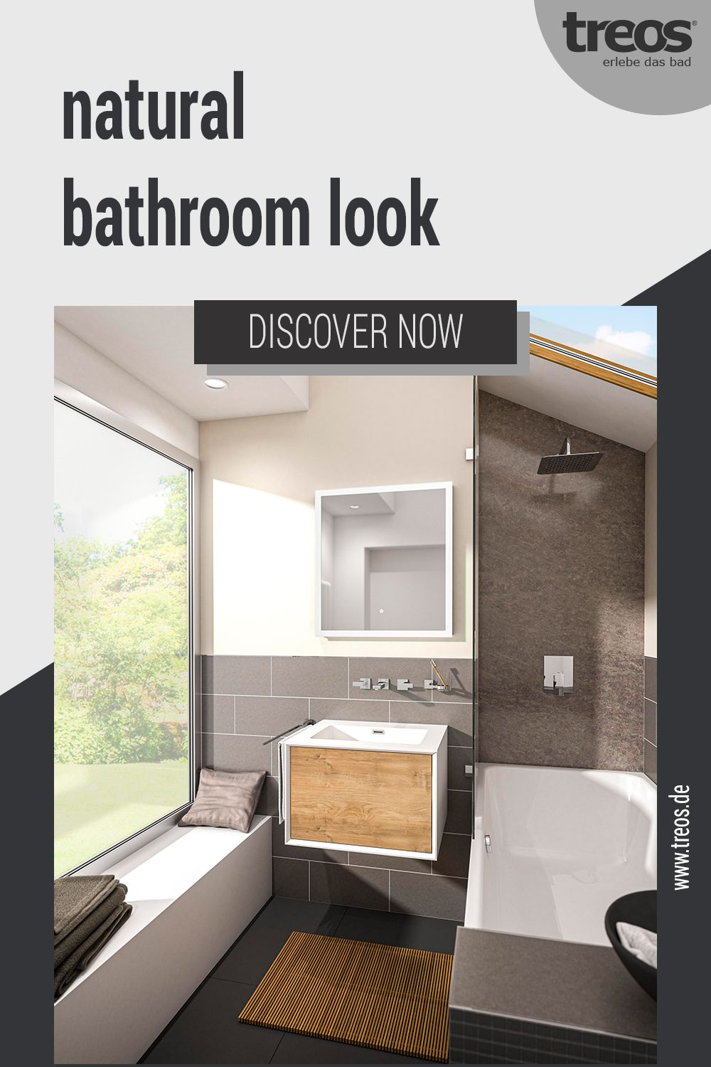 create your individual and unique bathroom with the bath
