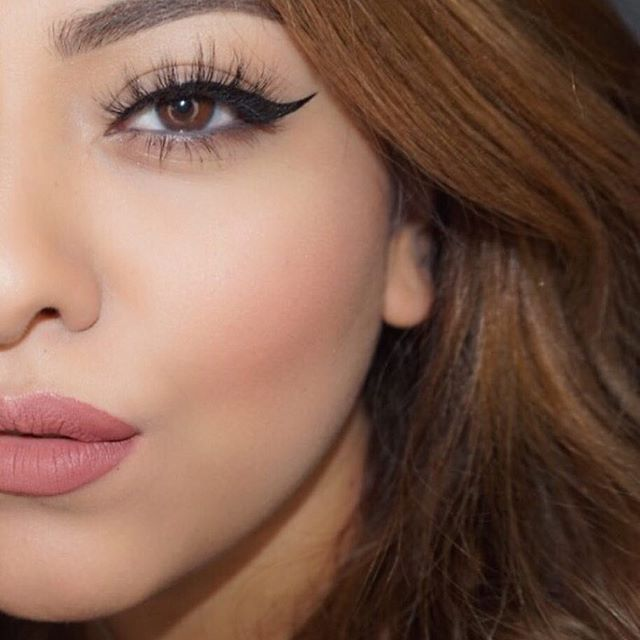 pinterest: @calliebeauty Lilly Lashes in