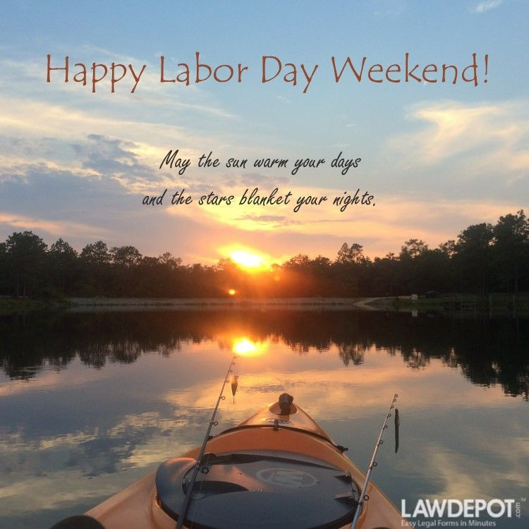 Happy Labor Day Weekend! (With images) | Happy labor day ...