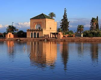 Maroko, Marakéš