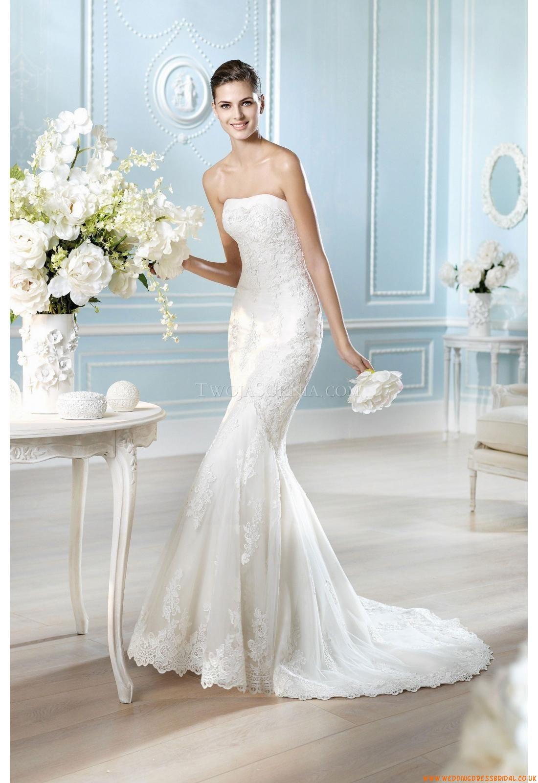 Wedding Dresses St.Patrick Atlanta 2014 | classic bridal gowns ...