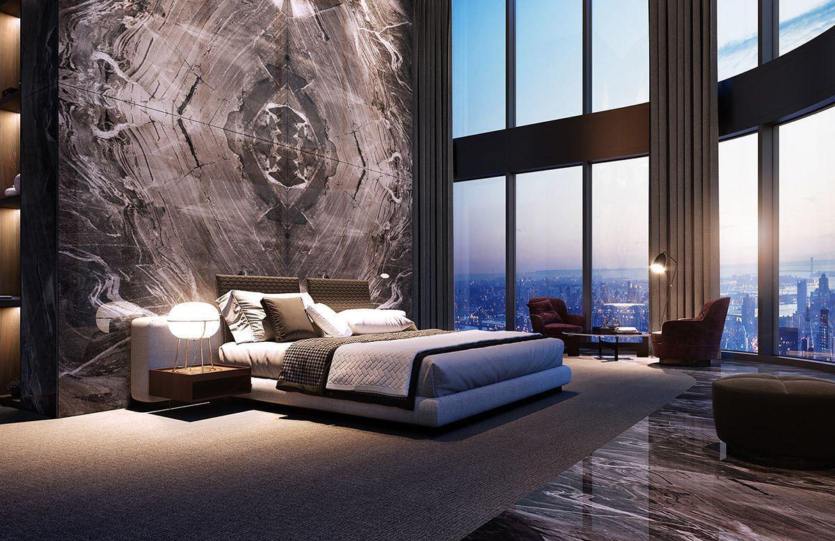 Hotel Room C On Behance Interieur Maison Design Appartement
