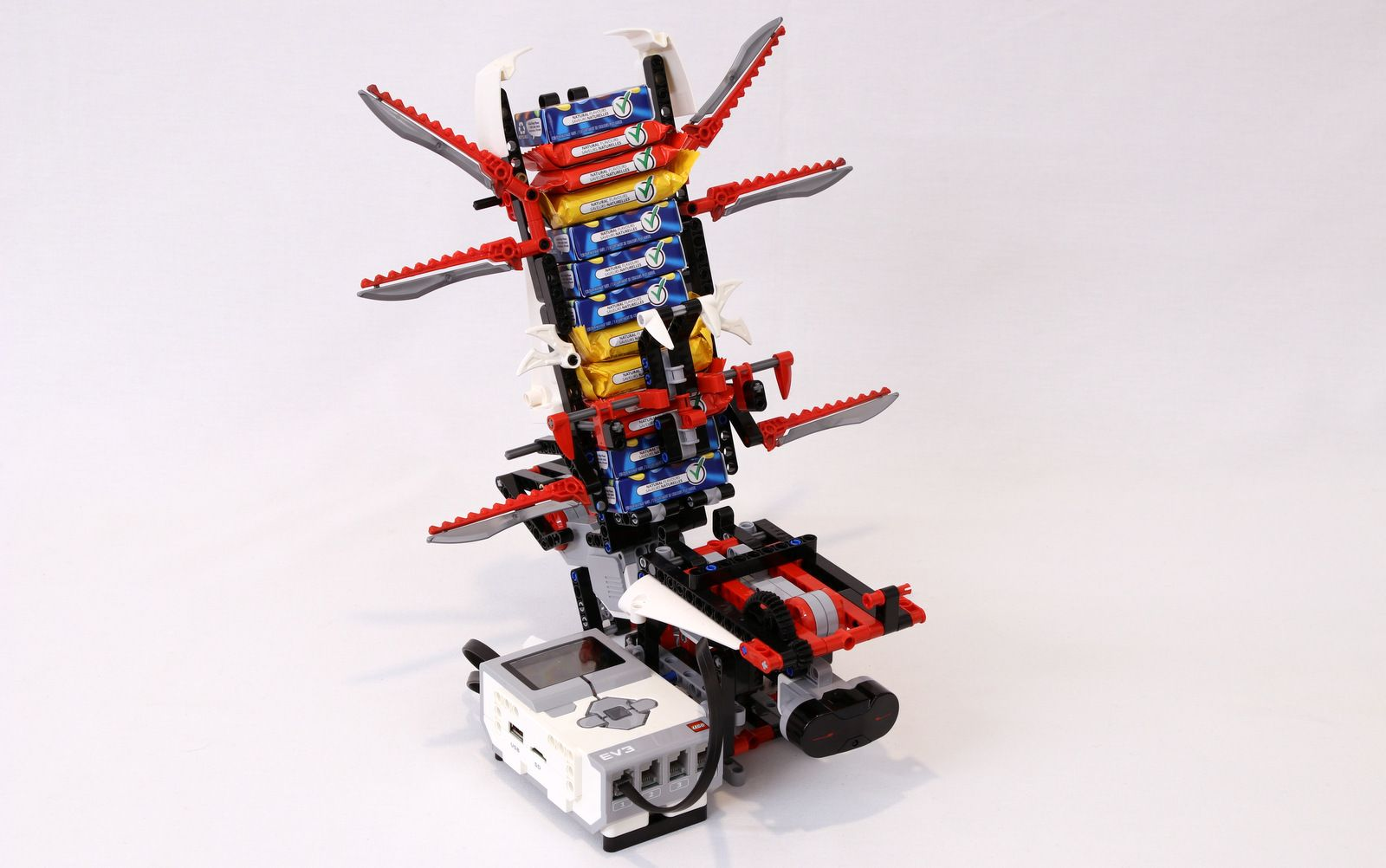 Deliver Your Halloween Candy In Style With Our Lego Mindstorms Ev3