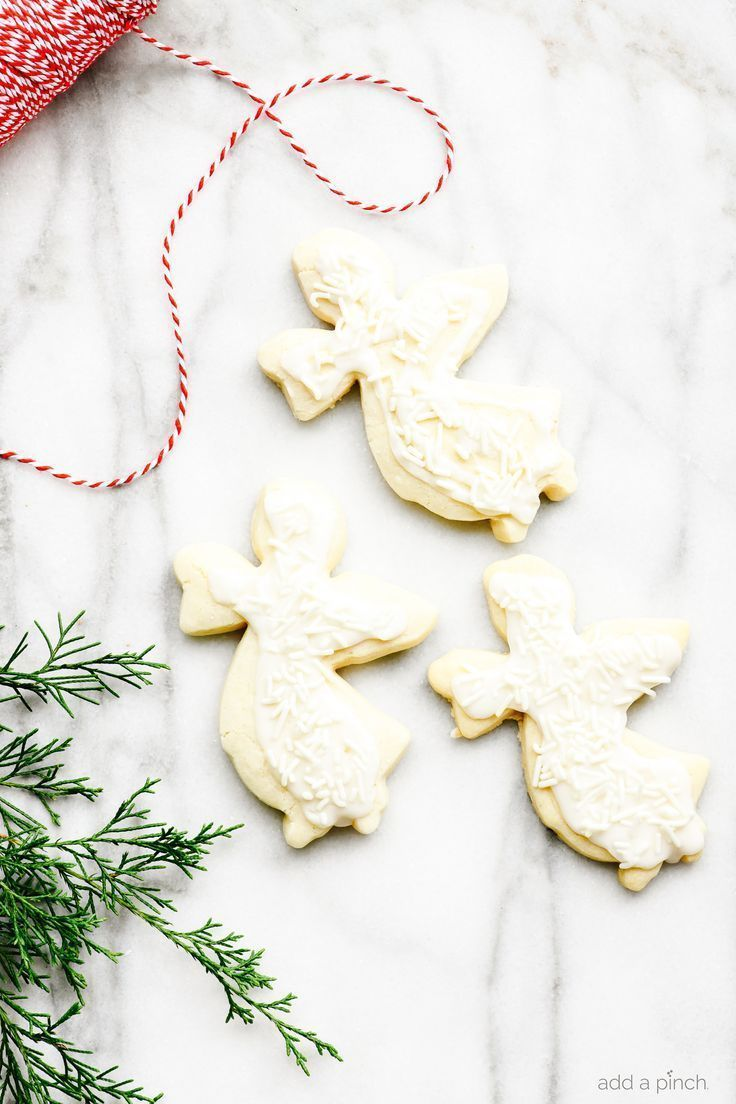 Cut Out Sugar Cookie Recipe - This sugar cookie recipe is an heirloom family recipe used for generations. A simple sugar cookie recipe that makes perfect roll out sugar cookies that are perfect for decorating. // addapinch.com #sugarcookies #cutoutsugarcookies #rolledsugarcookies #decoratecookies #christmas #holidays #addapinch