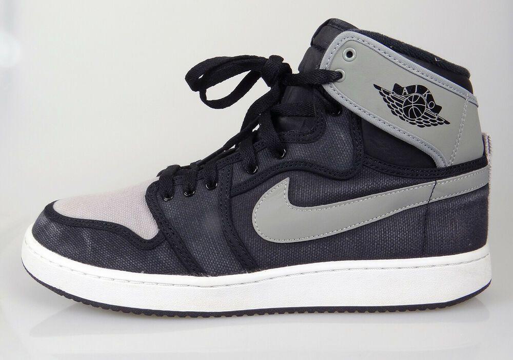Air Jordan 1 KO High OG Black Shadow