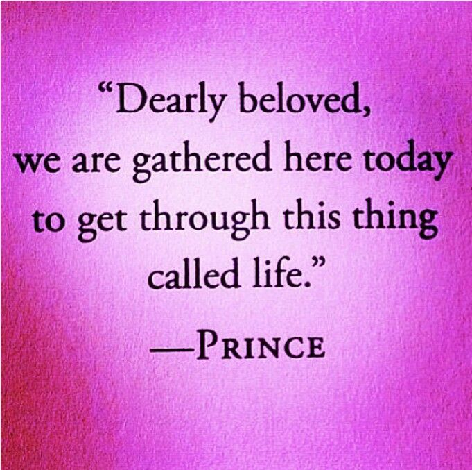 Let's go crazy - Prince