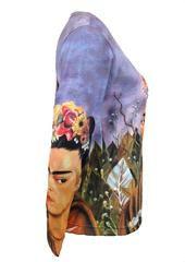 Frida Kahlo Art Print Top