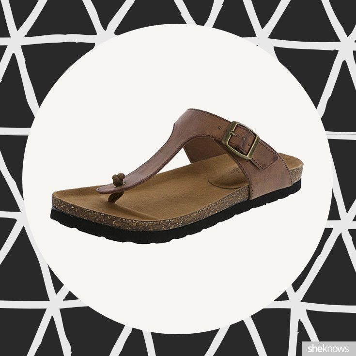 77e1e191e44 16 Birkenstock Look-Alikes You'll Want to Rock This Summer   Would ...