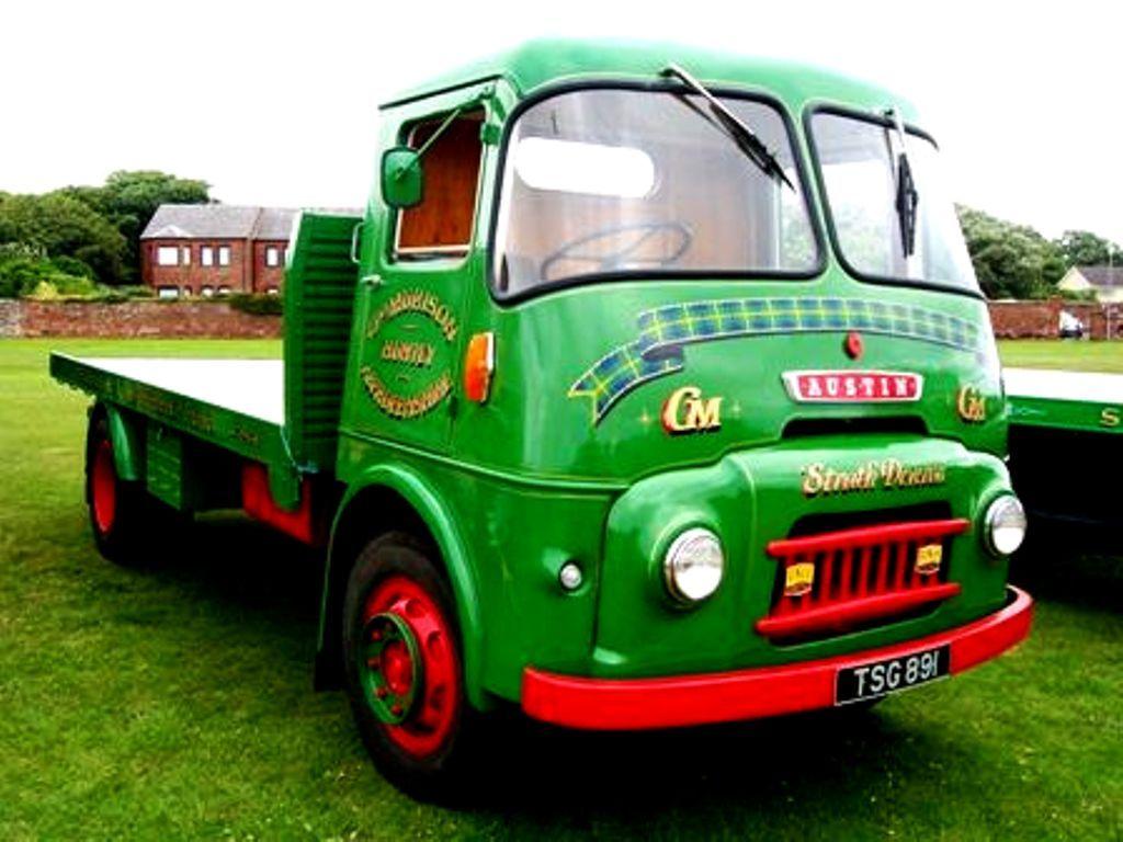 Austin 4x2 traybody truck lorry