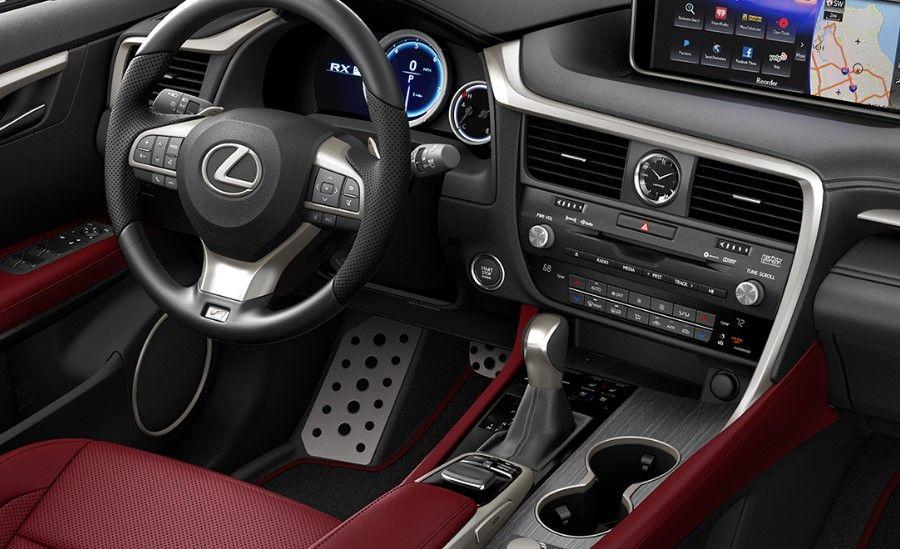 2019 Lexus Rx 450h Interior Lexus Lexus Rx 350 New Lexus