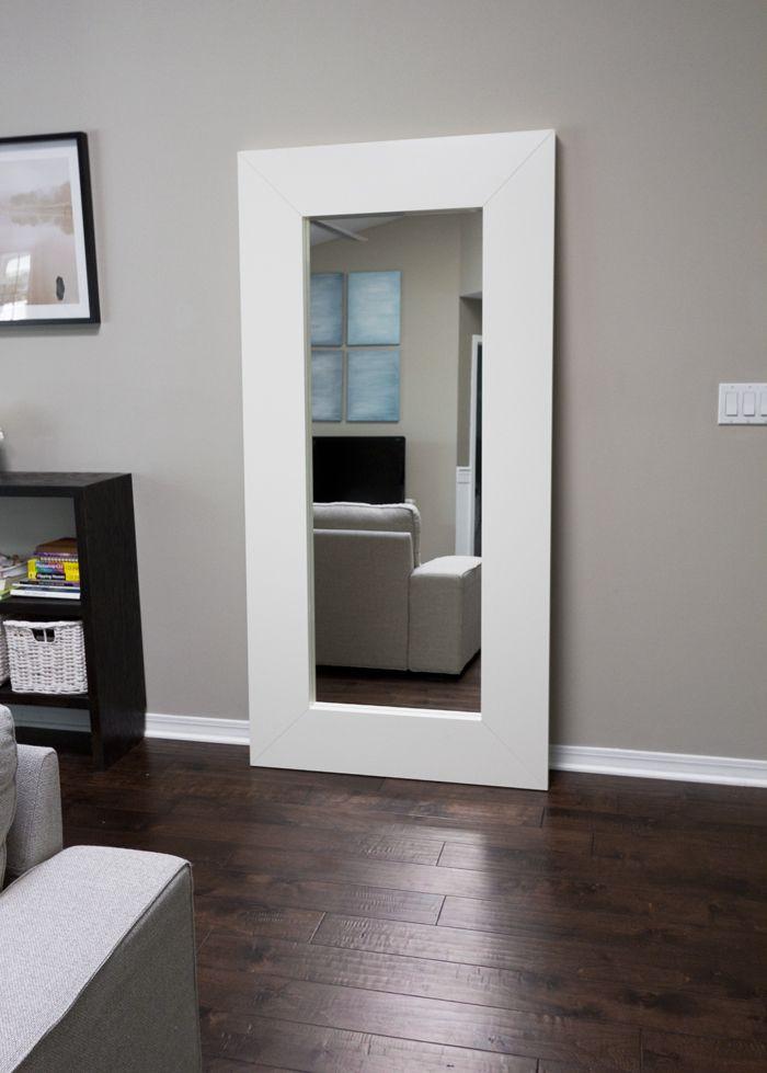 Ikea floor mirror - mongstad $129 (With images) | Grey ...