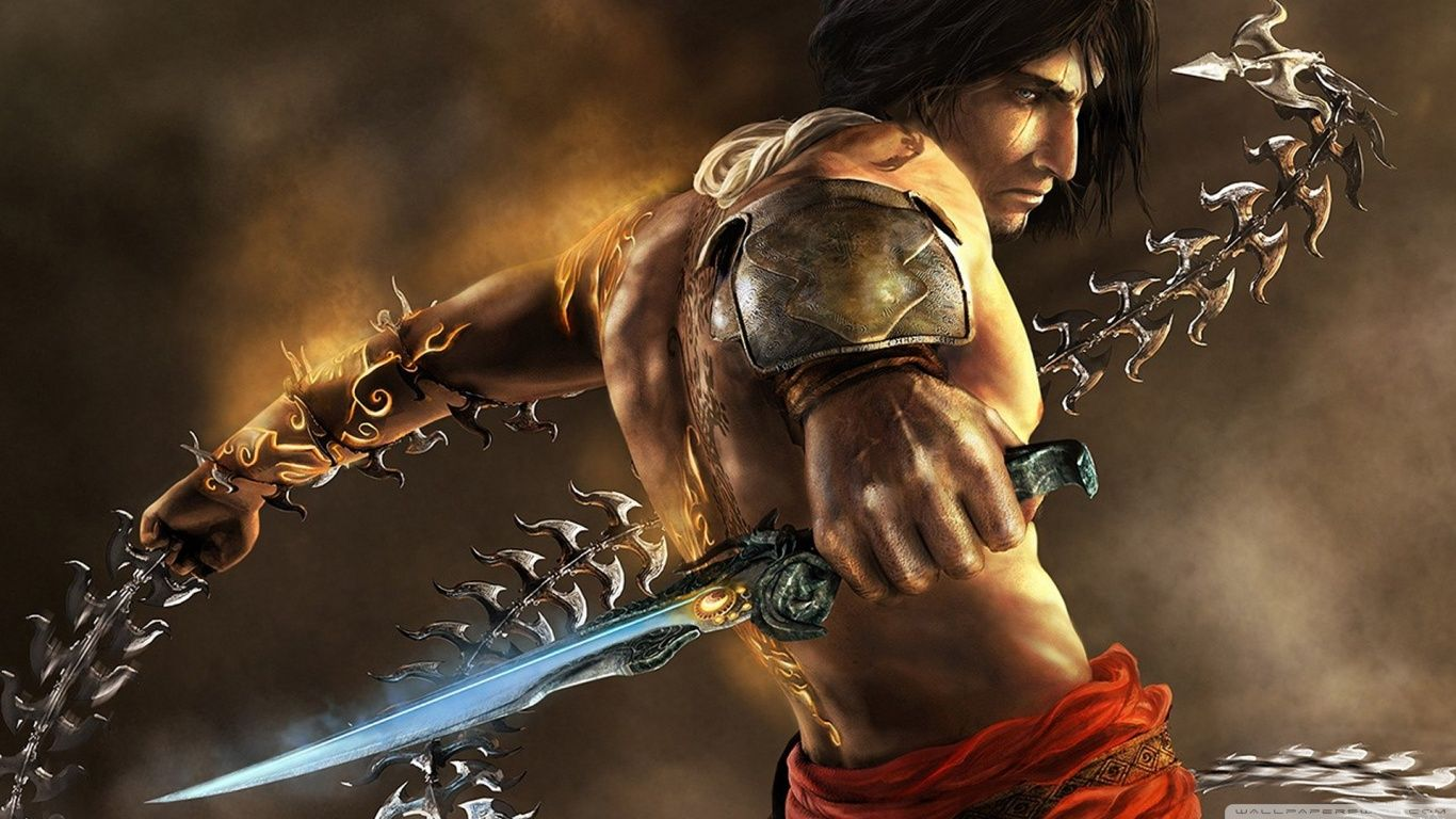 Prince Of Persia The Two Thrones Hd Desktop Wallpaper Widescreen High Definition Fullscreen Prince Of Persia Persia Warrior Within