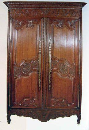 armoires les armoires normandes 2 la viroise 16. Black Bedroom Furniture Sets. Home Design Ideas