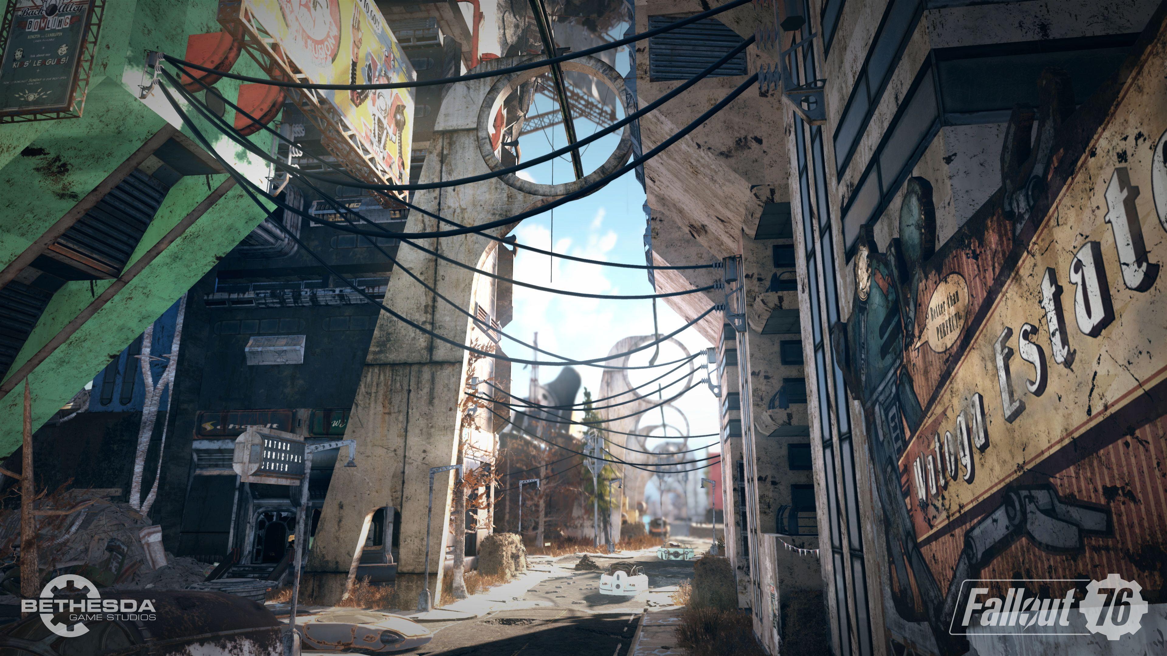 Fallout 76 4k Screenshots Fallout Brotherhood Of Steel Fallout Fallout New Vegas