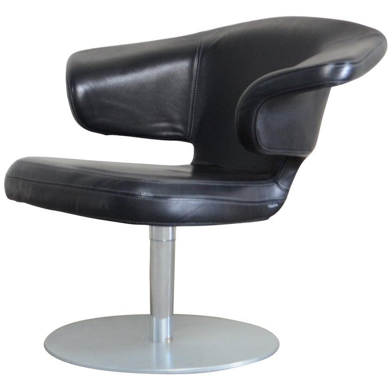 Excellent Rare Prototype Of Classicon Munich Lounge Chair Black Gmtry Best Dining Table And Chair Ideas Images Gmtryco