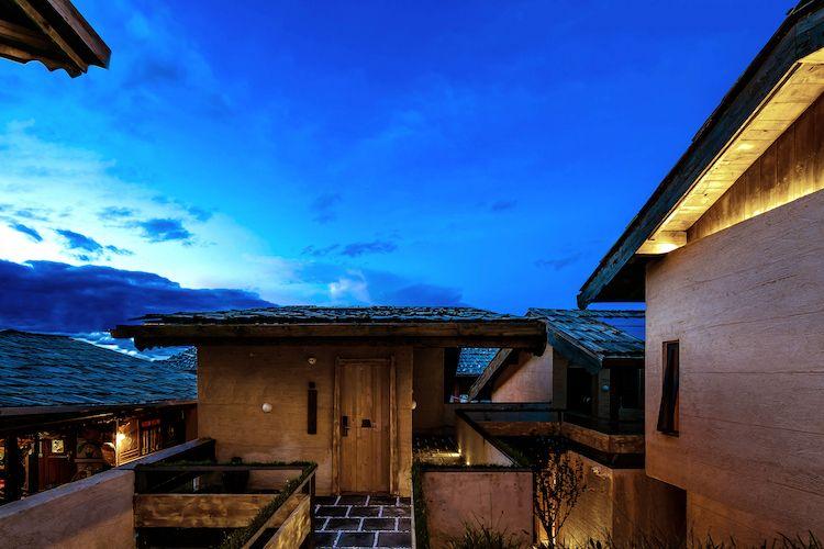 zen design architektur indirekte beleuchtung dach #holiday #house ...