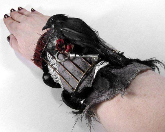 raven cuff for wrath