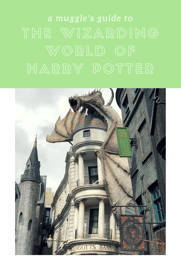 Muggles and Magic: An Unofficial Guide - George Beahm ...