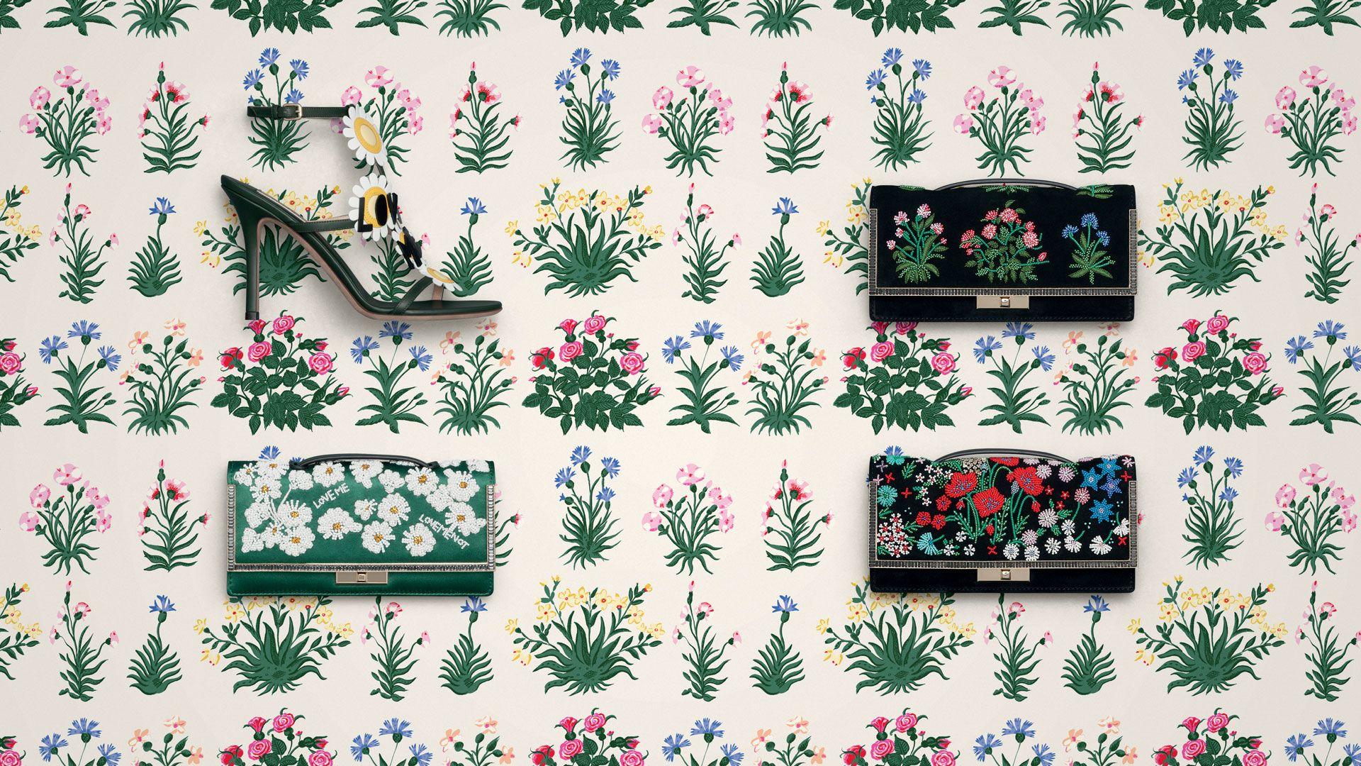Flowers & Black Ivory