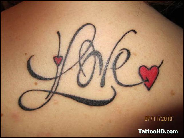 Tattoowhere Com Blog Archive Lower Back Tattoos Design Red Heart Tattoos Love Tattoos Tattoos