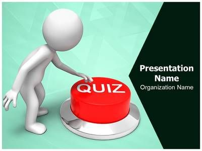 Quiz Powerpoint Template is one of the best PowerPoint templates by ...