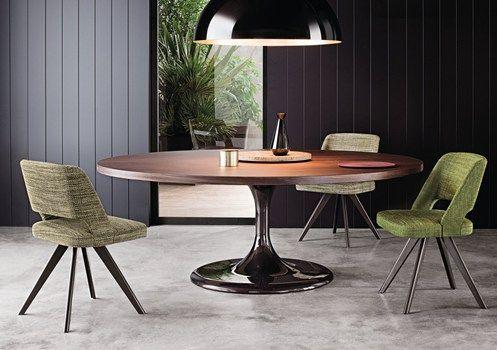 Minotti: focus on the dining room