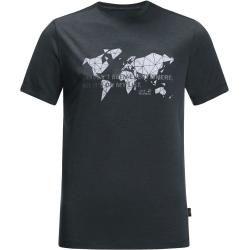 Photo of Jack Wolfskin Functional T-Shirt Men Jwp World T-Shirt Men Xxxl phantom Jack Wolfskin