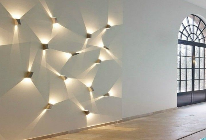 CONTEMPORARY LIGHTING: TOP 10 WALL LAMPS | Low ceiling