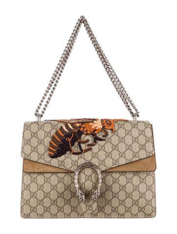 7ea6fdee271 Gucci GG Supreme Dionysus Bag
