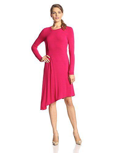 BCBGMAXAZRIA Women's Asymmetrical Draped Dress, Turkish Rose, X-Small BCBGMAXAZRIA http://www.amazon.com/dp/B00KIJCG28/ref=cm_sw_r_pi_dp_dQxWvb1QXNMJQ