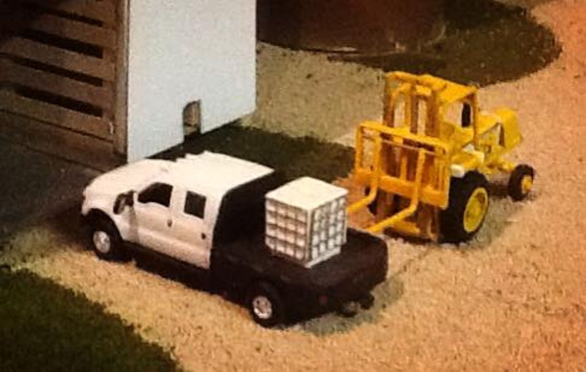 1 64 custom trailer moores farm toys 1 64 scale model 2 pinterest custom trailers tractor and diecast