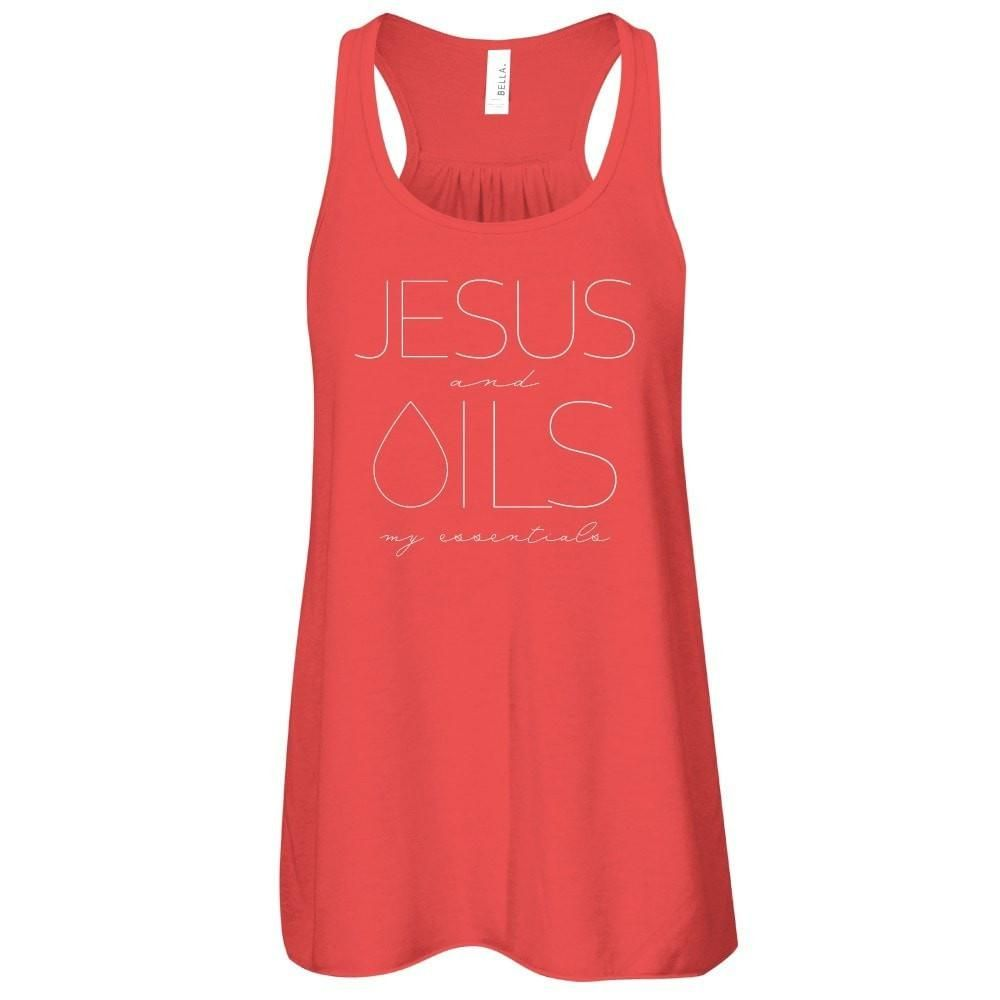 JESUS and OILS: my essentials - Tank
