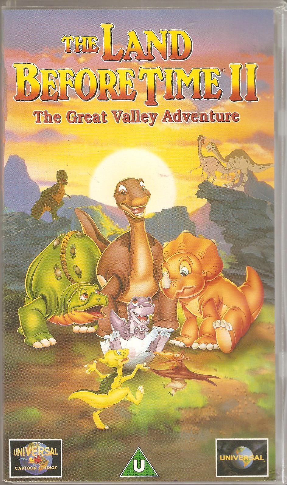 the land before time ii the great valley adventure 1994 after